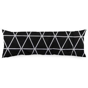 4Home Náhradní manžel Galaxy černobílá, 50 x 150 cm