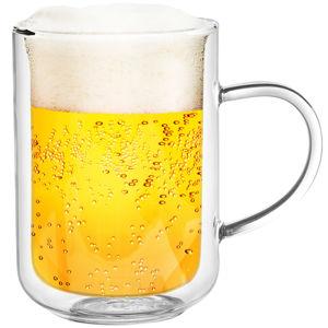 4Home Termo sklenice Beer classic 550 ml, 1 ks