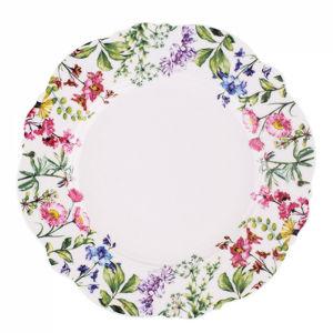 Altom Sada dezertních talířů Floral 21 cm, 6 ks
