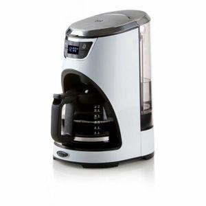 Boretti 412 kávovar s časovačem, bílá