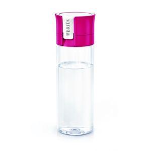 Brita Filtrační láhev na vodu Fill & Go Vital 0,6 l, růžová
