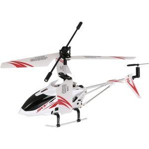 Buddy Toys BRH 319040 Vrtulník na dálkové ovládání Falcon IV, bílá