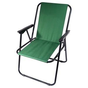 Cattara Kempingová skládací židle Bern, zelená