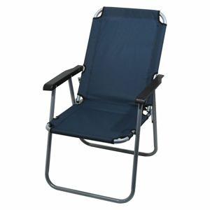 Cattara Kempingová skládací židle Lyon, modrá