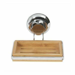 Compactor Bambusový držák na mýdlo Bestlock SPA Bamboo