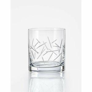 Crystalex CXBR786 4dílná sada sklenic na whisky, 280 ml
