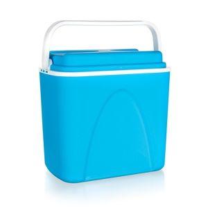 Happy Green Chladicí box 24 l, modrá