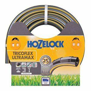 Hozelock Zavlažovací hadice Tricoflex Ultramax 50 m, šedá