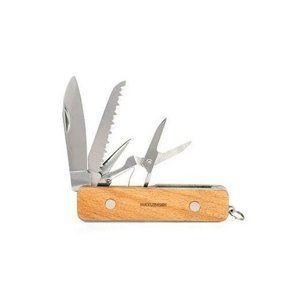Huckleberry Kapesní nožík 4v1, 9,5 cm