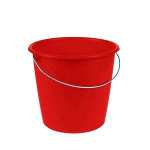 Keeper Kbelík 10 litrů, červená