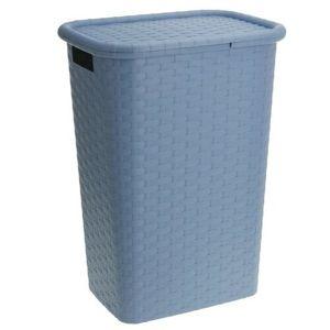 Koopman Koš na prádlo 60 l, modrá