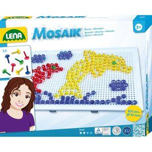 Lena Mozaika Klobouček, 28 x 19,5 cm