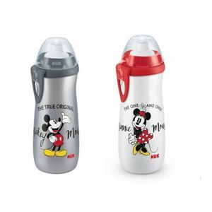 NUK First Choice Láhev Sports Cup DISNEY Mickey, 450 ml