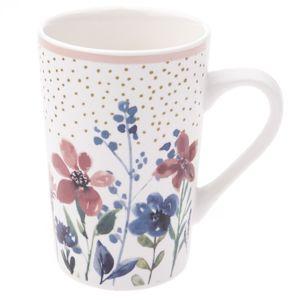 Porcelánový hrnek Wildflowers, 370 ml