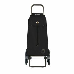 Rolser Nákupní taška na kolečkách I-Max MF Rd6, černá
