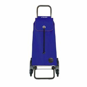 Rolser Nákupní taška na kolečkách I-Max MF Rd6, modrá