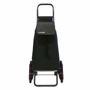 Rolser Nákupní taška na kolečkách LN Rd6 Saquet, černá