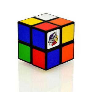 Rubikova kostka, 2 x 2 x 2cm