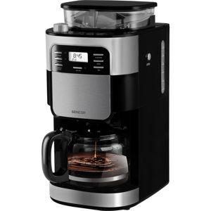 Sencor SCE 7000BK kávovar, černá