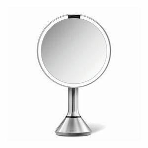 Simplehuman Zrcátko dobíjecí Sensor pr. 20 cm, nerez