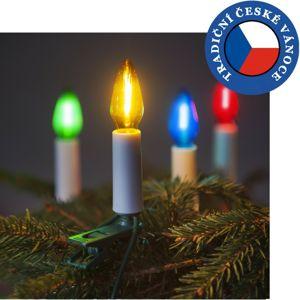 Souprava Felicia MONO LED Filament barevná SV-16, 16 žárovek