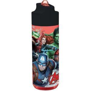 Sportovní láhev z tritanu Avengers, 540 ml