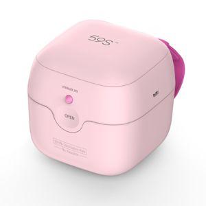 UVC LED Mini Box sterilizátor růžová