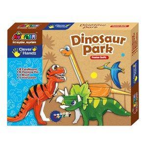 Bino Vytvoř si dinosaura
