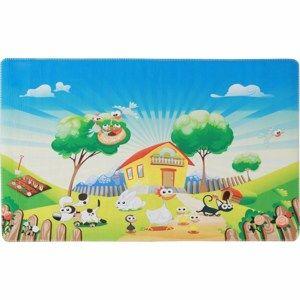 Dětský koberec Jenny zvířecí farma, 130 x 200 cm