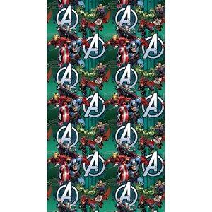 Dětský závěs Avengers, 140 x 245 cm