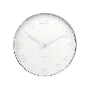 Karlsson 4383 Designové nástěnné hodiny, 38 cm