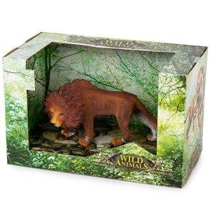 Lev hnědá, 11 cm