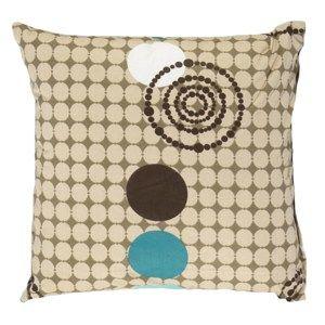 Povlak na polštářek Circles, 50 x 50 cm