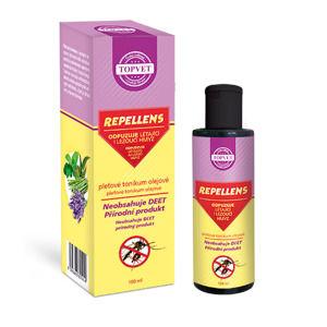 Topvet Olejové tonikum s repelentním účinkem, 100 ml
