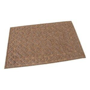 Venkovní rohožka textilní Bricks - Squares, 40 x 60 cm